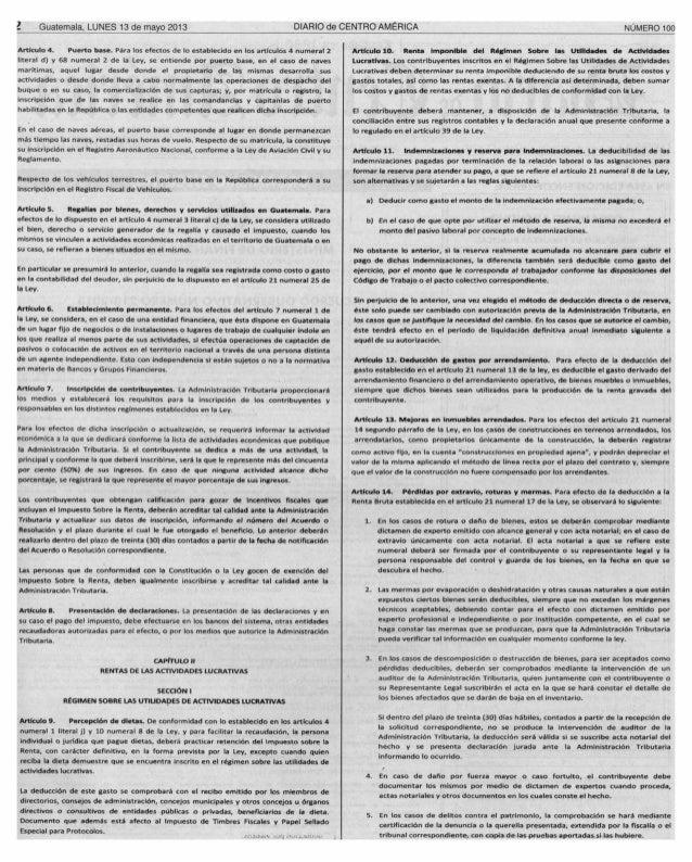 Nuevo reglamento isr_102012 Slide 2
