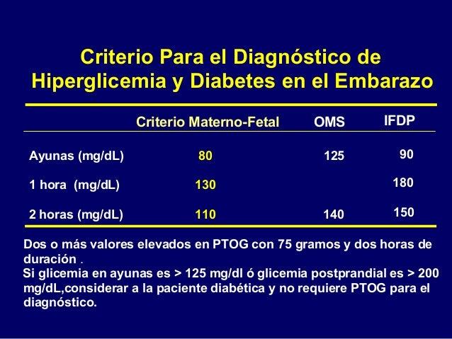 Nuevos conceptos en la atencion de la gestante diabetica