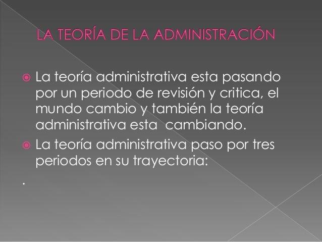 Nuevos enfoques de la administración Slide 3