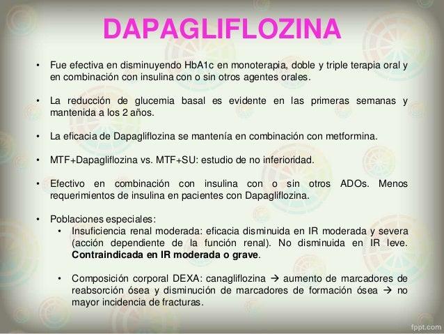 Nuevos fármacos antidiabéticos (2)