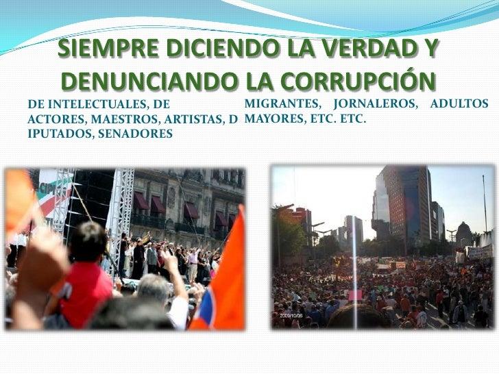LOS MILES LIDERES SOCIALES TORTURADOS, ENCARCELADOS  Y ASESINADOS