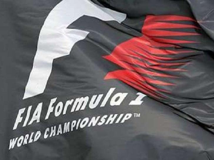 Los coches de F1 2012
