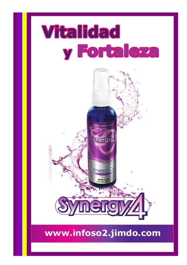 VitalidadVitalidad yy FortalezaFortaleza Vitalidad y Fortaleza www.infoso2.jimdo.com