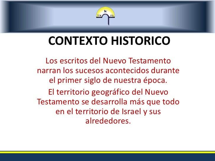 Nuevo Testamento - Lección 1 Slide 2