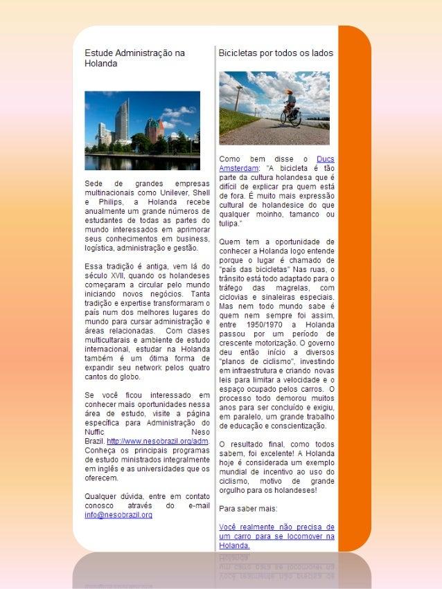 Nuffic - Neso edição 37 Slide 2