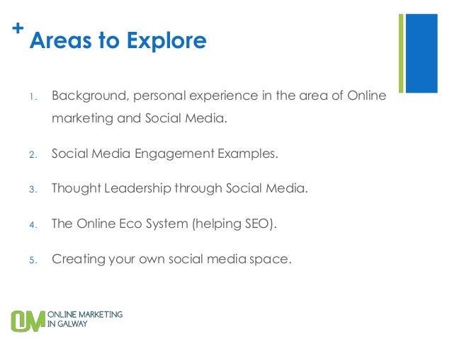 NUIG Online Marketing and Social Media - 2012 Training Msc ...