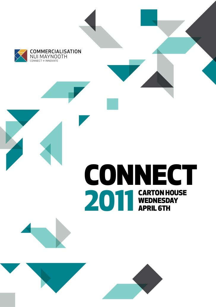 ConneCt2011   CARton HoUSe   WeDneSDAY   APRIL 6tH