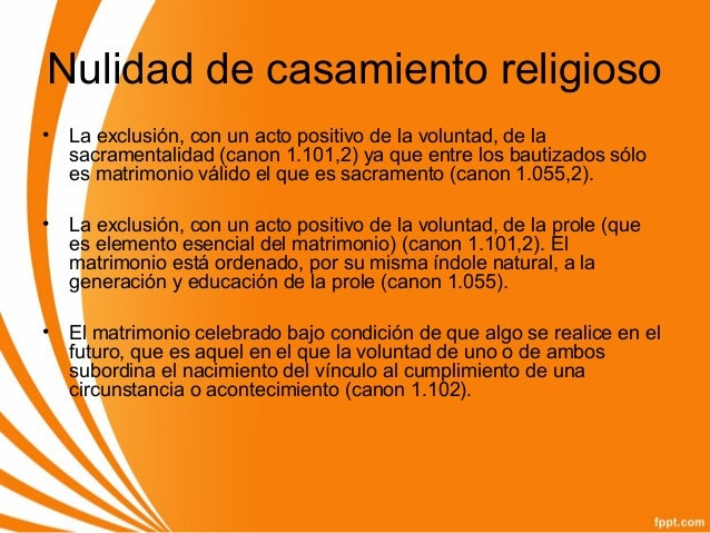 Matrimonio Catolico Valido : Nulidad del matrimonio religioso catolico en argentina