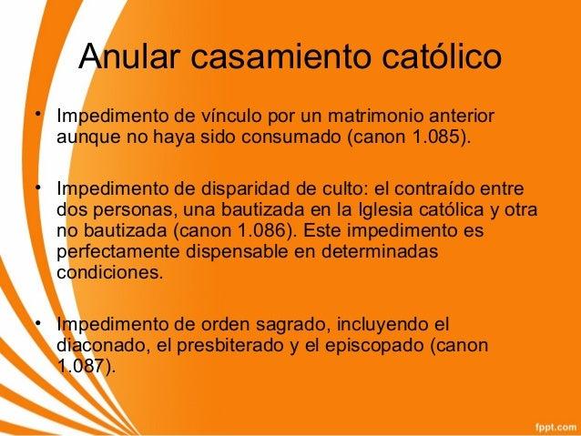 Matrimonio Catolico Por Disparidad De Culto : Nulidad del matrimonio religioso catolico en argentina