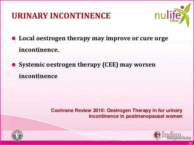 Natural Treatment For Urge Incontinence