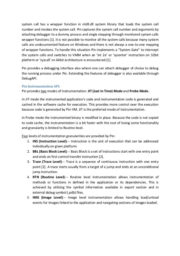 nullcon 2011 Automatic Program Analysis using Dynamic Binary Instru – Bill Nye Matter Worksheet