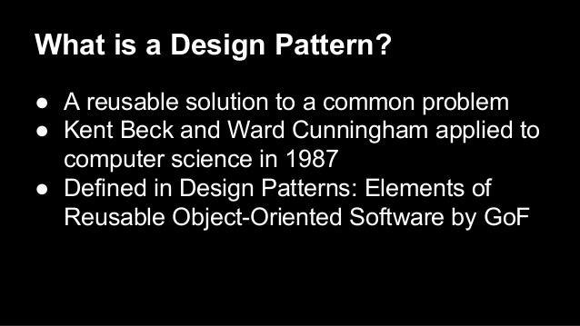 Null object pattern Slide 2