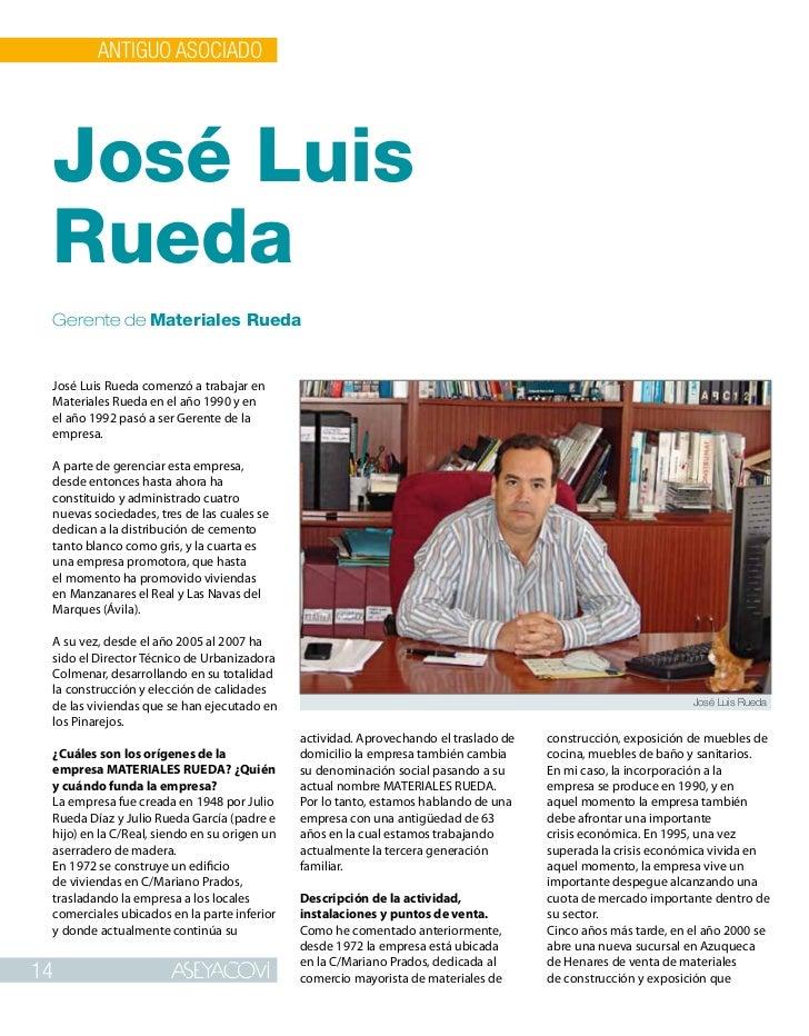 Revista aseyacovi 29 julio 2011 for Espejo hostelero