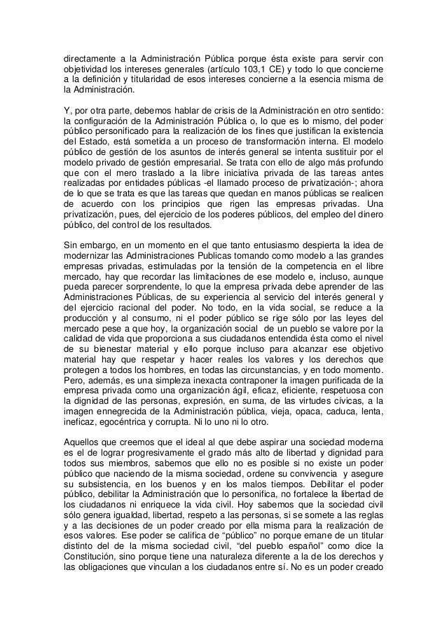 La Administración Pública como Organización. Tendencias s.XXI Slide 2