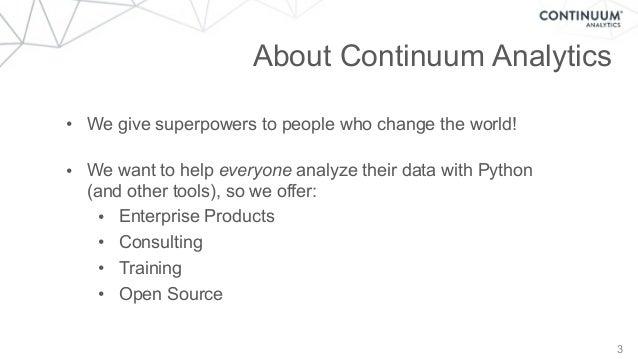 GPU Computing with Apache Spark and Python Slide 3