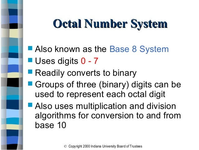 how number system is used in it This prealgebra lesson explains the different number systems: natural numbers, whole numbers, positive numbers, negative numbers, integers and real numbers.