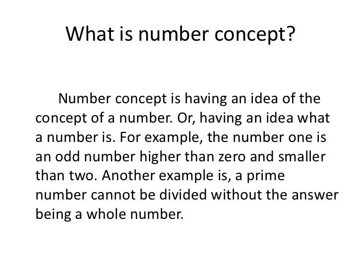Number concept kenji yeoh 821 Slide 2