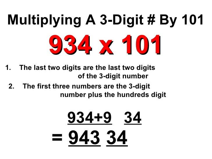 Number Names Worksheets multiplication of three digit numbers : Number Sense Book