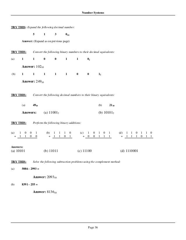 number system tutorial Electronics tutorial about the octal number system and how to convert binary to octal numbers and converting decimal to octal numbers.