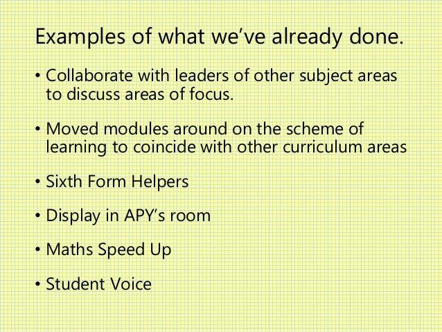 Maths Modules Student Room