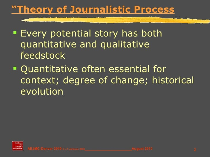 Numeracy for journos Slide 2