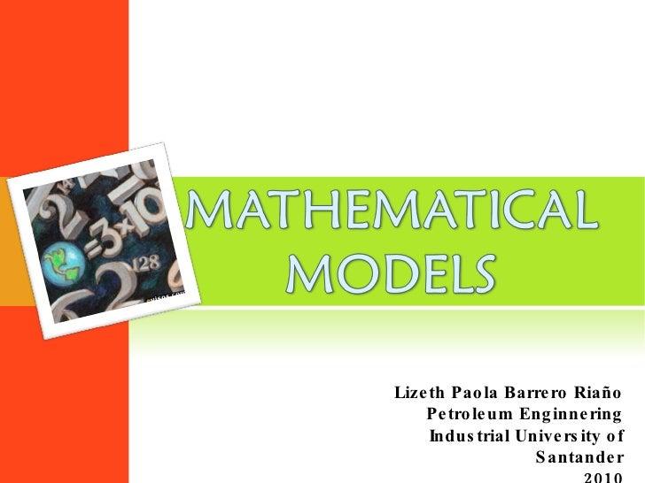 Lizeth Paola Barrero Riaño Petroleum Enginnering Industrial University of Santander 2010