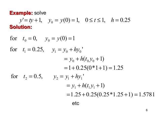 Choose an ODE Solver Ordinary Differential Equations