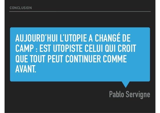 Citation de Pablo Servigne