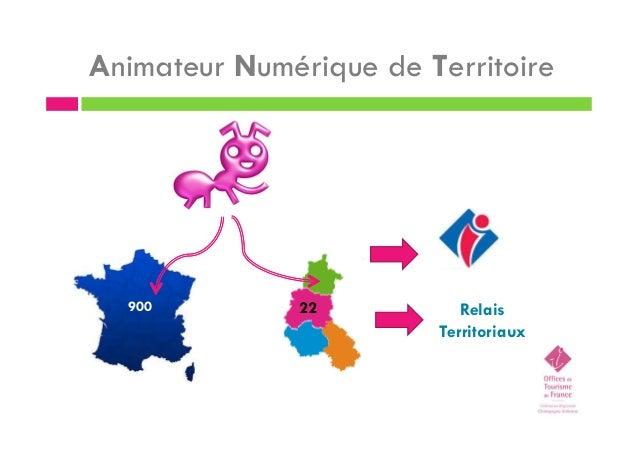 Animateur Numérique de Territoire 900 22 Relais Territoriaux