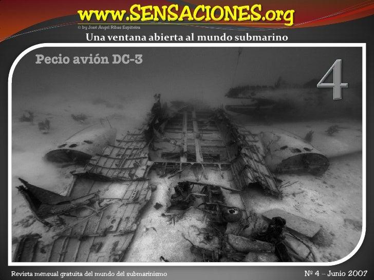 www.SENSACIONES.org                      © by José Ángel Ribas Espiñeira                          Una ventana abierta al m...