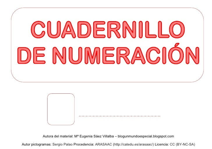 Autora del material: Mª Eugenia Sáez Villalba – blogunmundoespecial.blogspot.comAutor pictogramas: Sergio Palao Procedenci...