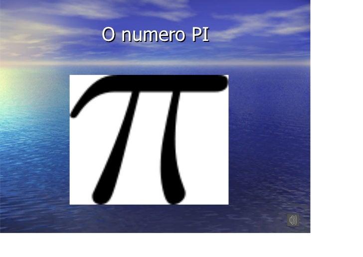 O numero PI