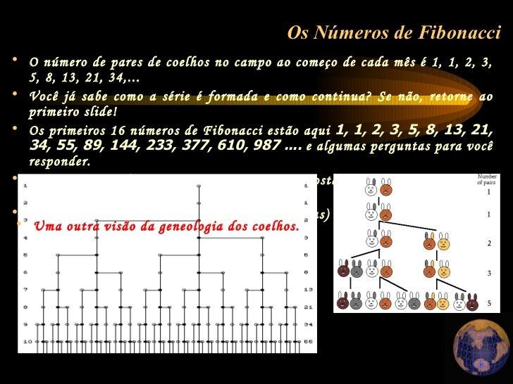 Numeros de Fibonacci Slide 3