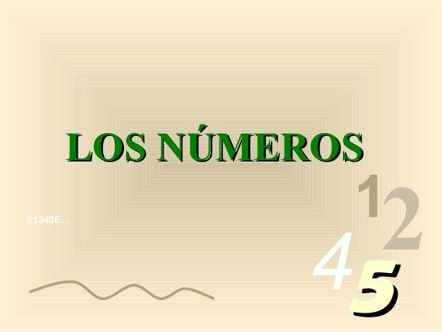LOS NÚMEROS                1013456…              452
