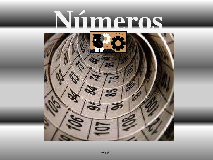 Números   web4u