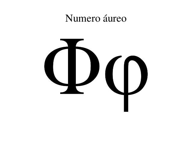 Resultado de imagen de numero aureo