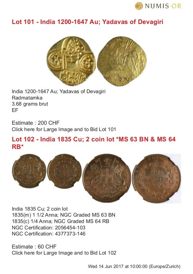 Numisor Online Auction 11 World Coins Tokens Medallions