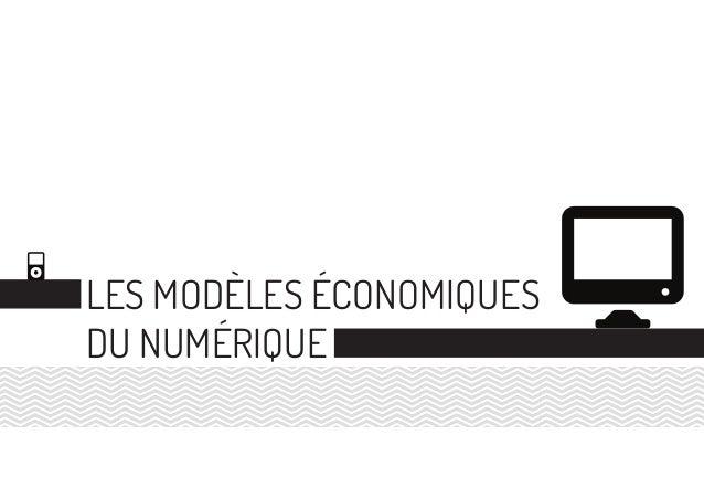 Les modèles économiques du numériquek11kkkkkkkkkkk