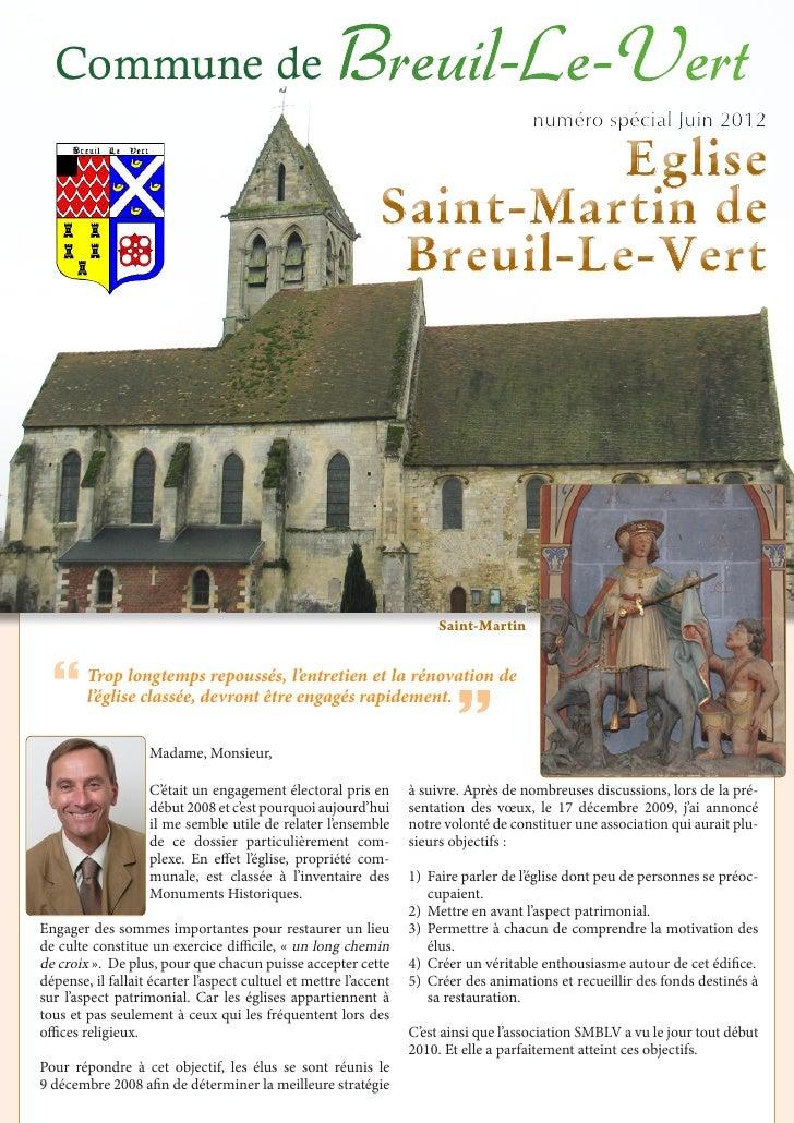 Commune de                                         Breuil-Le-Vert                                                         ...