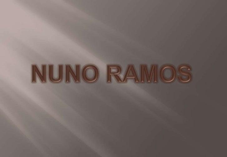 Nuno Ramos<br />
