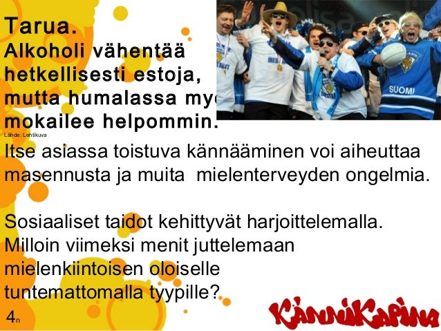 Marevan Ja Alkoholi