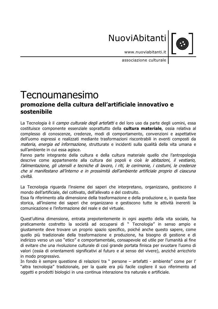 NuoviAbitanti                                                          www.nuoviabitanti.it                               ...