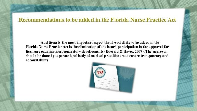 florida nurse practice act 464017 sexual misconduct in the practice of nursing 464018 disciplinary  actions 464019 approval of nursing education programs 4640195 florida  center.