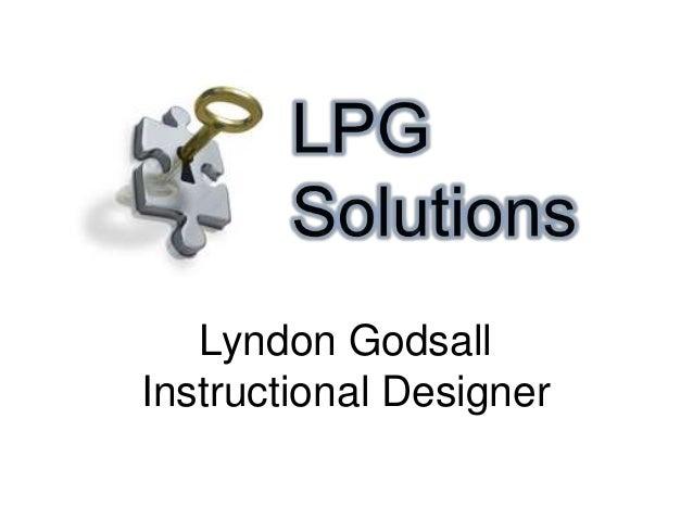 Lyndon GodsallInstructional Designer