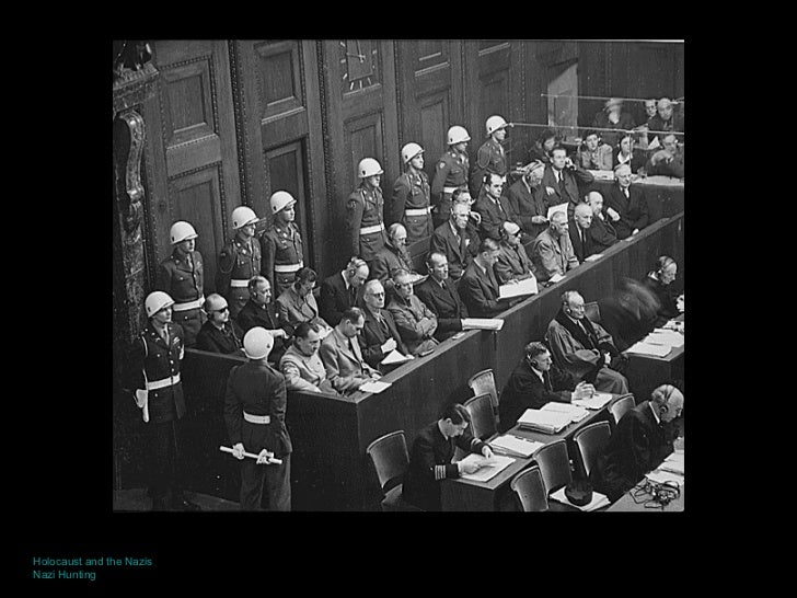 nuremberg trials 4 holocaust