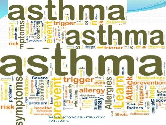 Nurse 6500 Power Point Project a Plan to Improve Asthma Care