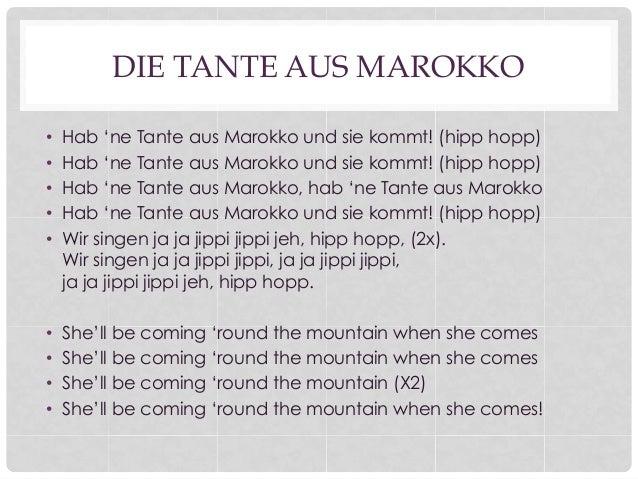 10 Nursery Rhymes Translated into German - @elkeporter