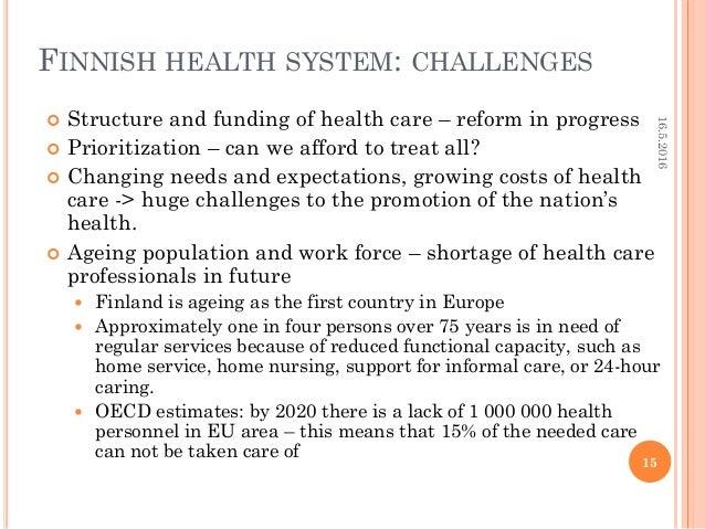 Finnish Health Care