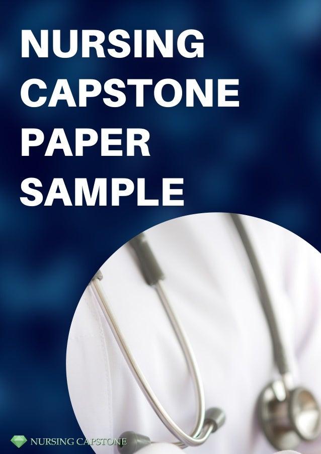 Capstone papers