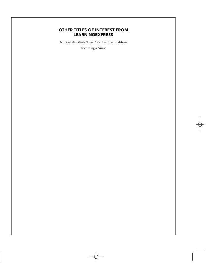 Nursing exam-practice-book